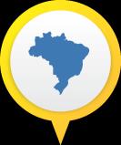 franquias nos estados do Brasil