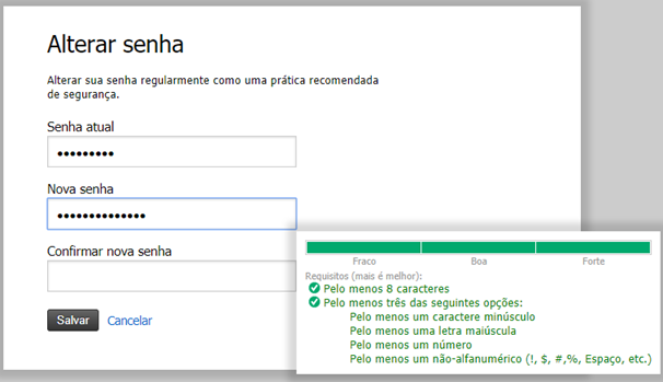 Configuração do Outlook
