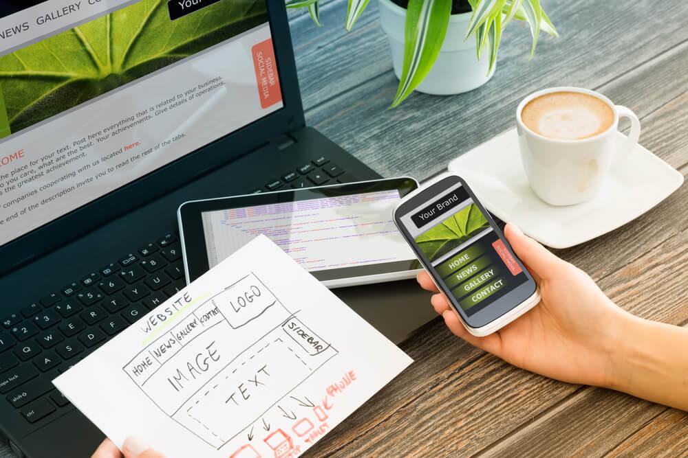 5 motivos para a sua empresa construir um site agora!
