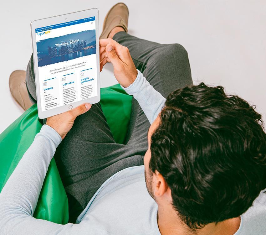 Como montar um site?