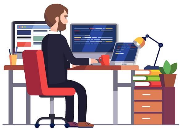 como criar um site - criador de sites