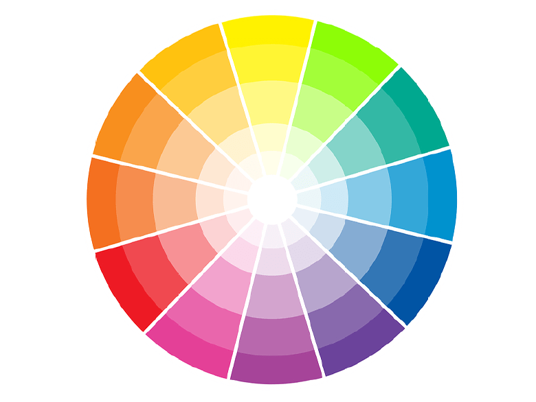 paleta de cores para web designer