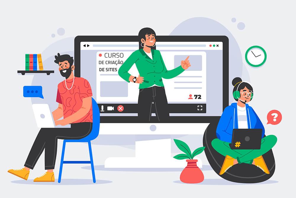 Curso de Criação de Sites