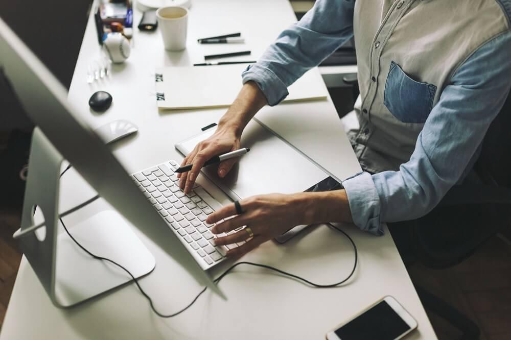 EconoLigue: criação de sites