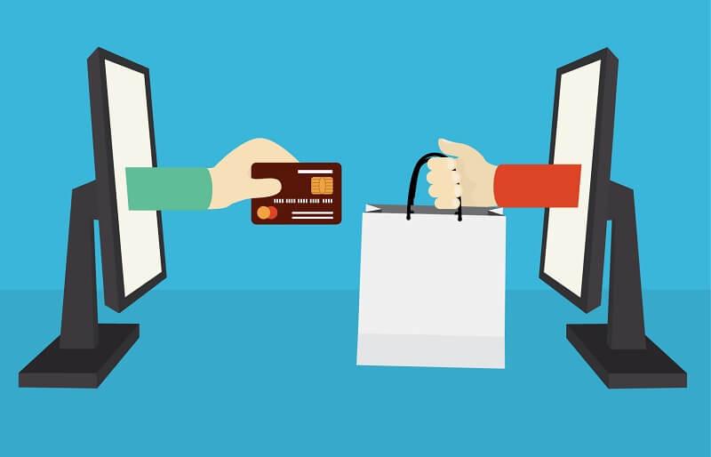 loja virtual com política de pagamentos