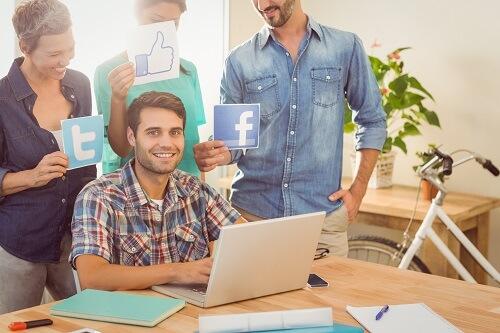 detalhes do marketing nas redes sociais