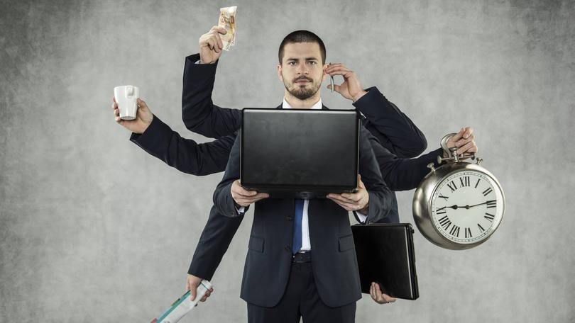 Como parar de perder tempo e produzir mais