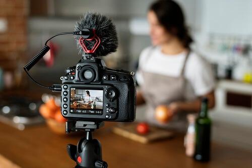 treinamento em vídeo - ambiente