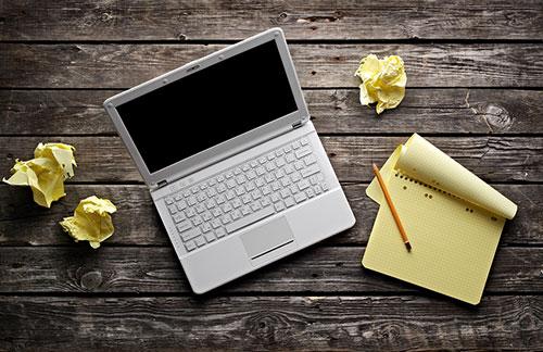 Como não criar um blog