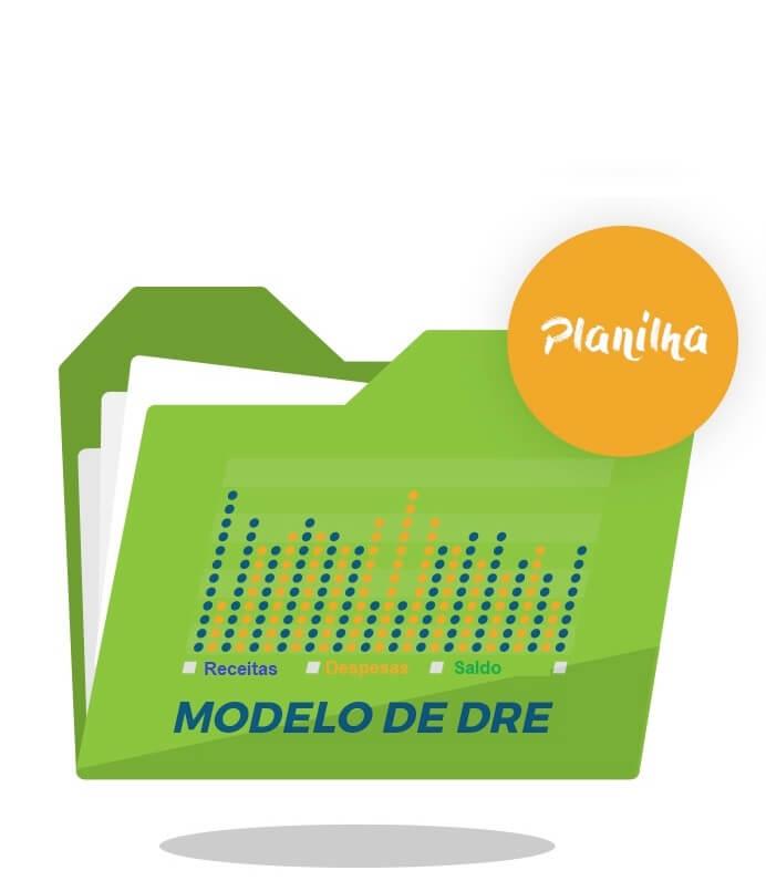 modelo de DRE
